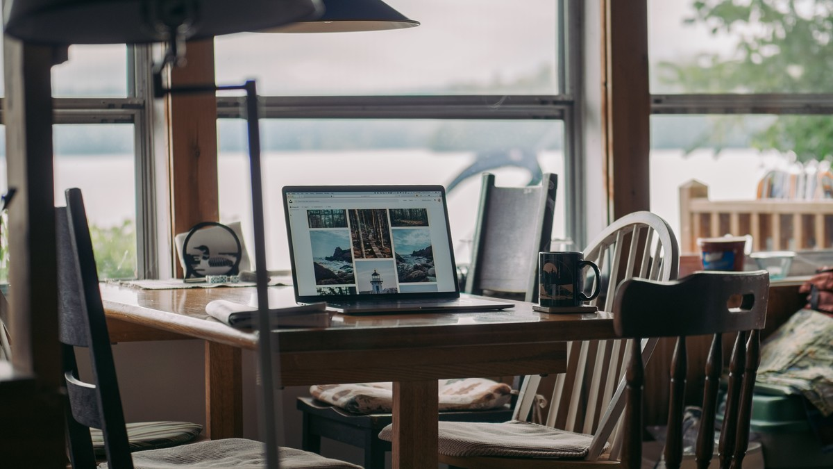 Remote work – how to make your home office functional - 1