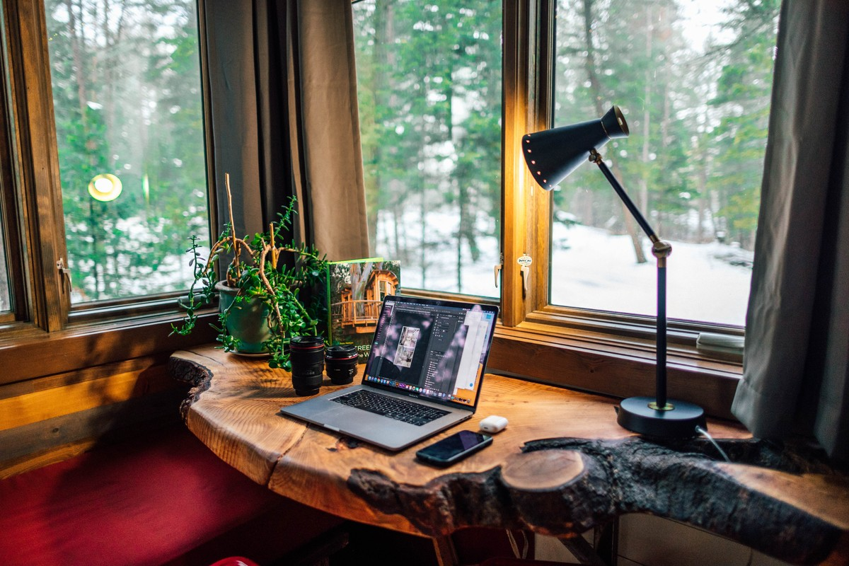 Remote work – how to make your home office functional - 4