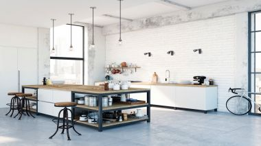 How to choose lighting for your kitchen?