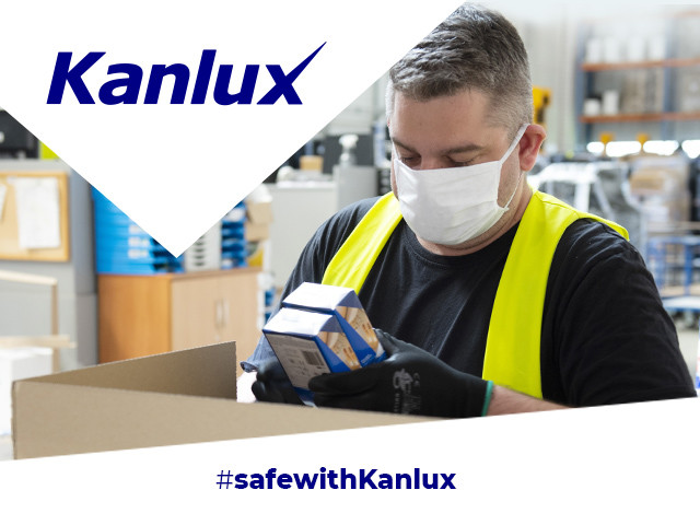 #safewithKanlux