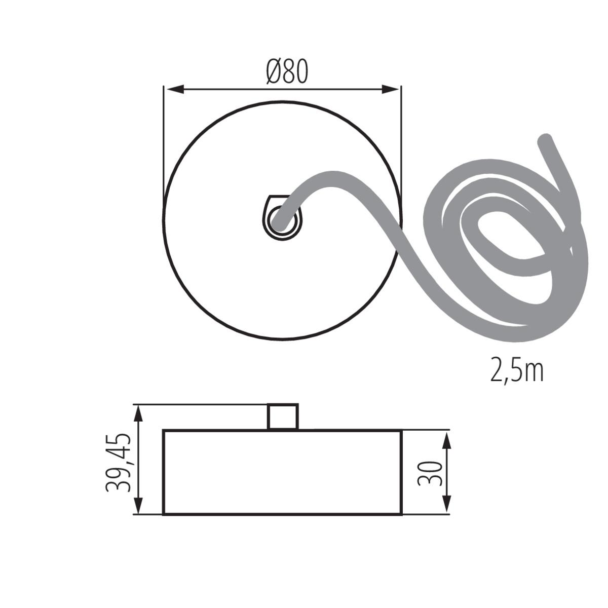 FLORATECK /Ã/˜ 152mm Gaine alu boite de 10 m/Ã/¨tres