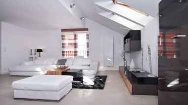 Advantageous attic lighting solutions - leading role played by Kanlux.