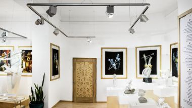 Kanlux products light the Galeria Gwiazd gallery